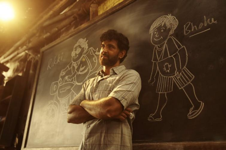 Hrithik Roshan's Super 30 makes major jump in BO collection on Saturday