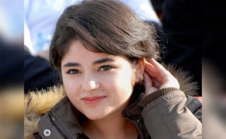 Zaira Wasim quits Bollywood, says she doesn't 'belong here'