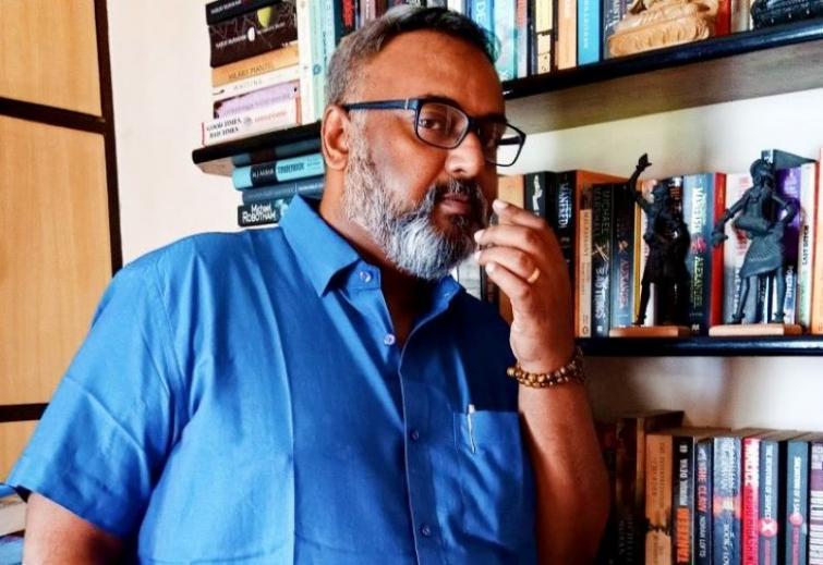 Arindam Basu's Netflix webseries Boxed will be a thriller
