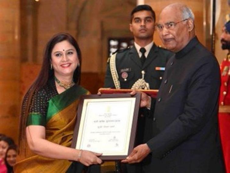 Doordarshan anchor Neelum Sharma passes away