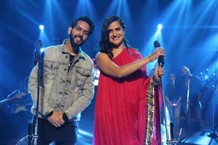 Sona Mohapatra works her magic on her first recorded Bengali track