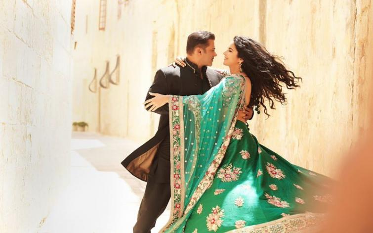 Salman Khan, Katrina Kaif return to big screens with Bharat