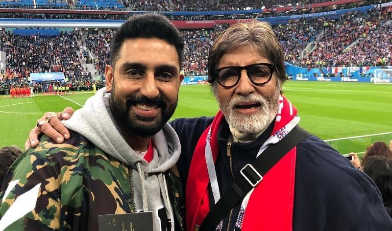 Covid-19 hits Bollywood royalty as Amitabh Bachchan, son Abhishek test positive for contagion