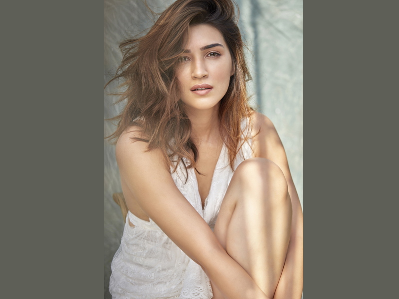 Bollywood actress Kriti Sanon stands strong in support of the domestic abuse victims