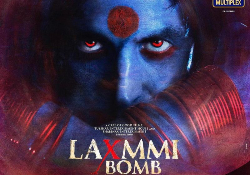 Akshay Kumar'sLaxmmi Bomb to release on Nov 9 during Diwali celebrations