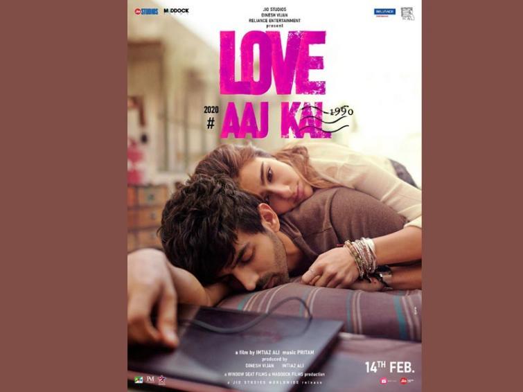 Makers release trailer of Love Aaj Kal