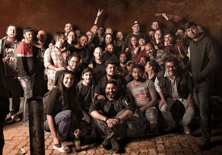 First shooting schedule for Abhishek Bachchan starrer Bob Biswas concludes