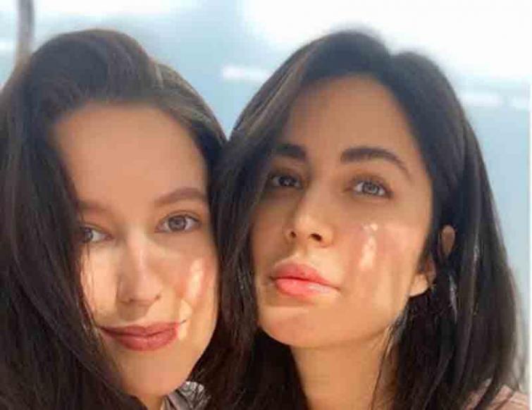 Katrina Kaif shares beautiful image with sister Isabelle on social media
