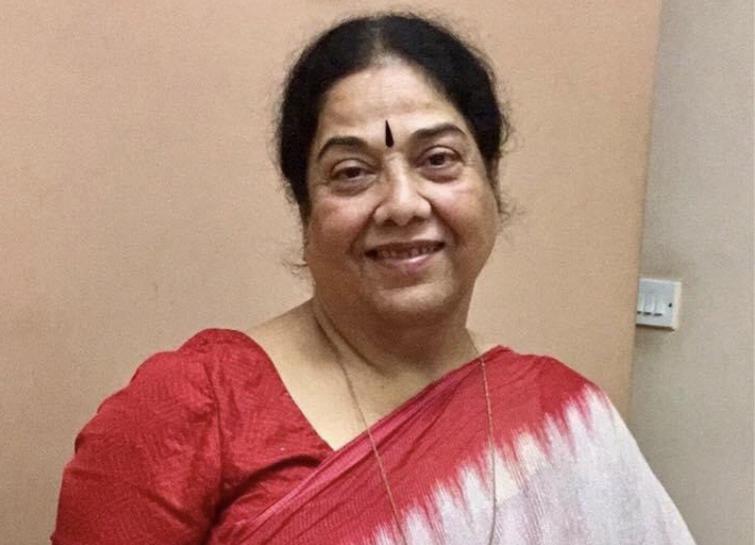 Renowned theatre personality Usha Ganguli passes away