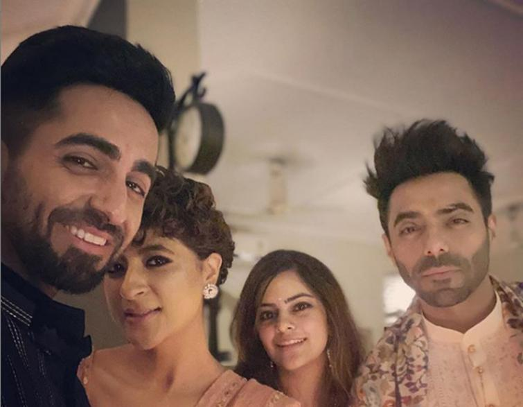 Childhood Relived: Ayushmann and Aparshakti Khurrana play 'aao milo shilo shalo', video goes viral