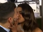 Golden Globes: Priyanka steals a kiss from husband Nick Jonas, couple wins hearts
