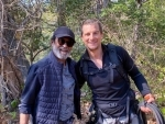 Discovery signs superstar Rajinikanth for first episode of new format series of 'Into The Wild with Bear Grylls'