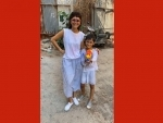 Holi Mubarak: Aamir Khan greets fans, shares images of his wife and son playing festival of colours
