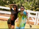 Nick Jonas,Priyanka Chopra Jonas enjoying Holi in India, image goes viral