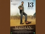 Ajay Devgn starrer 'Maidaan' to release in August 2021