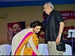 Soumitra Chatterjee is the most sensitive and handsome man I have worked with in Tollywood industry: Rituparna Sengupta