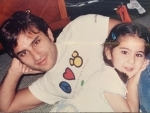 Sara Ali Khan looks gorgeous in this throwback image which features dad Saif