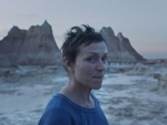 I want to die in an environment where my cellular structure can go back in and feed: Frances McDormand