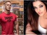 After Big B, now WWE star John Cena shares image of Aishwarya Rai Bachchan on Instagram