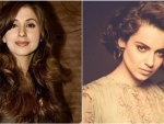 Urmila Matondkar thanks 'real people of India' for supporting her after Kangana Ranaut's 'soft-porn star' attack