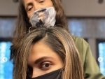 Deepika Padukone visits salon, fans post video on Instagram