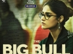 Abhishek Bachchan shares Ileana D'Cruz's first look from The Big Bull