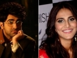 Ayushmann Khurrana, Vaani Kapoor to feature in a Bollywood film