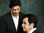 I cherish, remember every time we met in vivid details: Shah Rukh Khan wishes Dilip Kumar on birthday