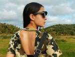 After dressing like 'Gulabo', Sara Ali Khan now looks stunning in camouflage