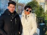 Christmas Spirit: Priyanka Chopra Jonas, Nick Jonas enjoying their London stay