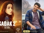 Alia Bhatt, Aditya Roy Kapur starrer 'Sadak 2': Trailer out tomorrow