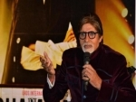 Amitabh Bachchan tests positive for Covid-19, hospitalised