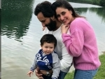 Kareena Kapoor Khan shares her adorable family pic of her travelling days