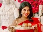 Priyanka Chopra Jonas celebrates Karwa Chauth