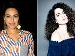 Happy Memories: Swara Bhaskar responds sarcastically to tweet on Kangana's alleged 'tantrums and abuse to outsider'