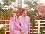 Love is pink: Dilip Kumar and Saira Banu win hearts with Twitter post