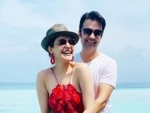 Kajal Aggarwal enjoying her honeymoon in Maldives, shares images