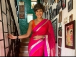 Mandira Bedi looks gorgeous in her saree image posted on Instagram