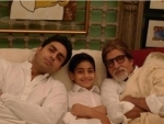 Big B delights fans sharing throwback image with son and grandson