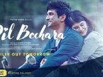 Trailer of Sushant Singh Rajput's last movie Dil Bechara to release tomorrow