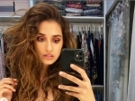 Actress Disha Patani shares jaw-dropping images of herself on Instagram