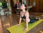 International Yoga Day: Bollywood celebsinspirefans by posting their yoga pic on social media