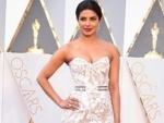 Priyanka Chopra shares throwback images of her Oscar appearance for fans
