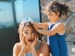 Priyanka Chopra looks like a princess in her latest image, niece Krishna performs makeover