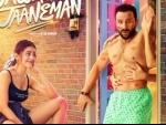 Jawaani Jaaneman: Saif Ali Khan's new Ole Ole song will be unveiled tomorrow