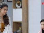 Ajay Devgn announces release of Tanvi Azmi, Kajol, Mithila Palkar starrer 'Tribhanga' on Netflix