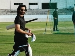 Shahid Kapoor shares photo from 'Jersey' set