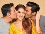 Dhanush, Sara, Akshay begin shooting for Atrangi Re
