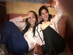Katrina Kaif shares old picture with Anushka Sharma on Instagram