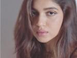 Bhumi Pednekar shares 'bare minimum' picture on Instagram